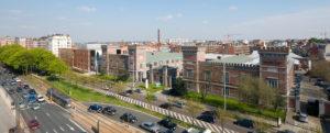 Projet immobilier Arsenal à Etterbeek