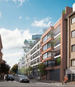 Cavell Court : 5 entités, 150 appartements