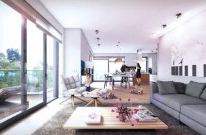 Appartement basse énergie et passif
