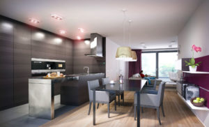 Appartement basse énergie