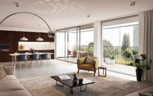 Luxueus appartement met dienstverlening