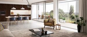 Appartement luxueux avec services