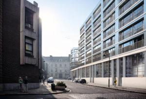 142 appartements neufs à Bruxelles