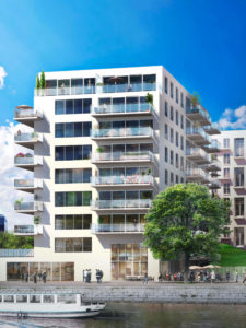 projet immobilier Canal Wharf