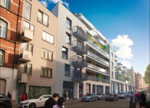 150 appartements neufs à Uccle