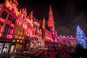 Bruxelles n'est jamais aussi belle qu'en hiver